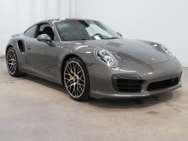 Pre-Owned 2014 Porsche 911 Turbo S AWD 2D Coupe