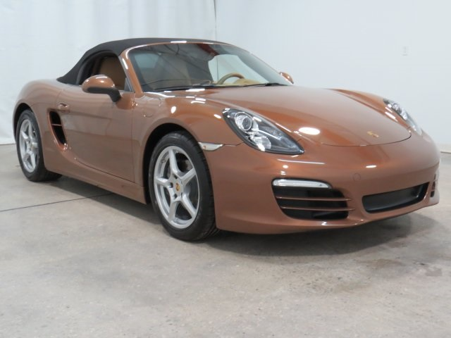 Pre-Owned 2013 Porsche Boxster  RWD 2D Convertible
