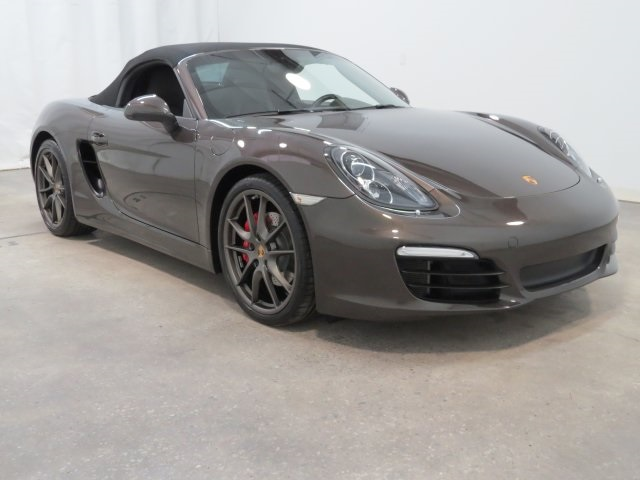 Certified Pre-Owned 2014 Porsche Boxster S RWD 2D Convertible